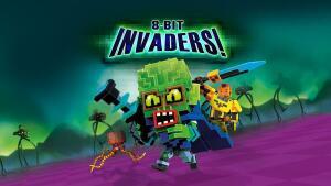 8-Bit Invaders! | R$16 [R$3 com PSPlus]