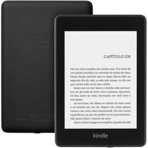 Kindle Paperwhite 32 Gb - À prova d´água | R$569