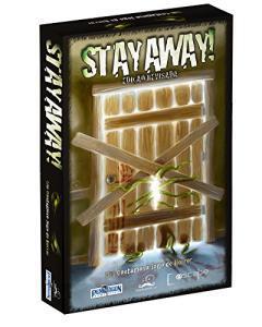 Jogo Stay Away - Sherlock   R$80