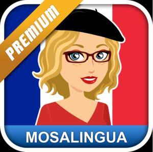 App Grátis - MosaLingua Premium Francês