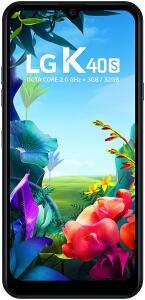 Smartphone LG K40S - Preto R$757