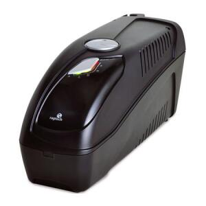 Nobreak Ragtech Easy Pro 1200s USB-Ti Black Entrada 115V, 127V, 220V Saída 115V - R$390