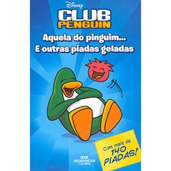 Livro de Piadas - Aquela do Pinguim... E Outras Piadas Geladas