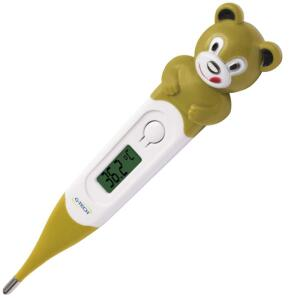 Termômetro Clínico Digital Fun - Urso - G-Tech