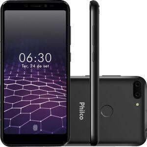 "[CC Shoptime - R$663] Smartphone Philco PCS01 64GB Android 9.0 Pie Tela 5""5 Octa-core - R$700"