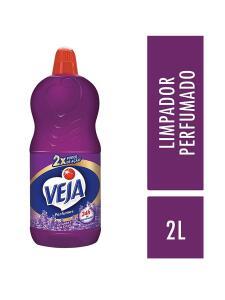 [Frete Prime] Limpador Veja Perfumes Lavanda e Bem Estar, 2L - R$9