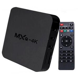 Tv Box Mxq 4K Ultra Hd - R$152