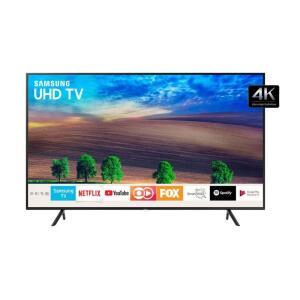 "[ RETIRADA EM LOJA + AME 1.709,05 ] Samsung Un50nu7100 - Tv Led 50"" Smart Tv 4k Uhd 3hdmi 2usb"