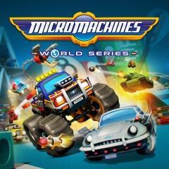 Micro Machines World Series | R$17