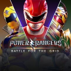 Power Rangers: Battle For The Grid | R$42