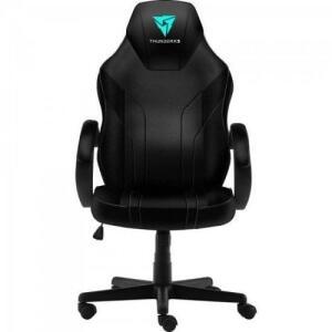 [ CC SUBMARINO + AME R$ 341,54 ] Cadeira Gamer EC1 Preta THUNDERX3 | R$404