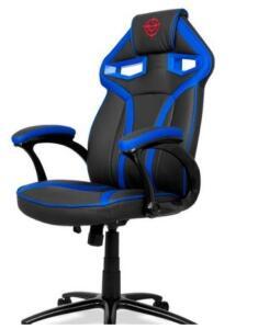 Cadeira Gamer TGT Centurion Azul, TGT-CEN-BLUE | R$480