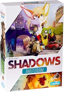 Shadows Amsterdam Galápagos Jogos | R$97
