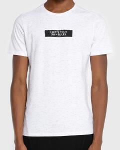 [TAM G] Camiseta create your own rules   R$17