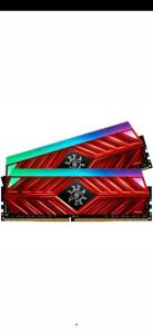 Memória XPG Spectrix D41, RGB, 16GB (2x8GB), 3000MHz, DDR4, CL16 | R$ 550