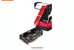 Placa de Vídeo Sapphire AMD Radeon RX 5700 XT 8GB | R$ 2.280