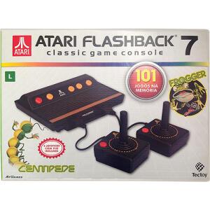 Atari Flashback 7 101 Jogos Built-in - Sony