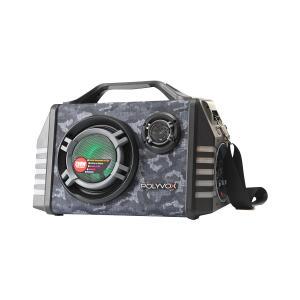 Caixa de Som Bluetooth Polyvox XM-350, Bateria Interna, R$ 189