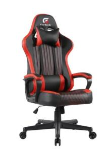 Cadeira Gamer Vickers Preta/Vermelha FORTREK | R$ 703