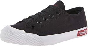 Tênis Coca-Cola Shoes Feminino Preto - R$99