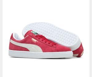 Tênis Puma Suede Classic Vermelho | R$199