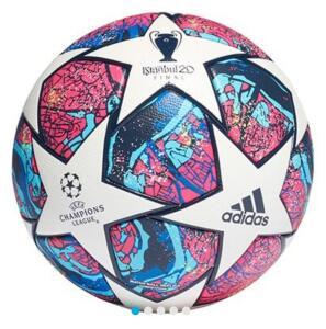 Bola de Futebol Campo Adidas UEFA Champions League Replica Competition Final Istanbul 20