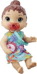 Boneca Baby Alive Bebê Primeiros Sons Morena | R$98
