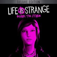 Life is Strange: Before the Storm - Edição Deluxe PS4 (PSN)