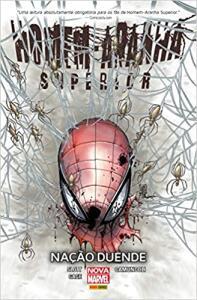 HQ | Homem-Aranha Superior. Nação Duende (capa dura) - R$31