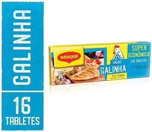 [Prime] 16 Tabletes Maggi Caldo Tablete 152g