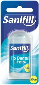 [Prime] Fio Dental Clássico 50 Metros, Sanifill R$ 5