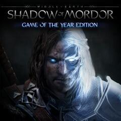 Terra-média™: Sombras de Mordor™ - Edição Jogo do Ano - PS4 PSN - R$24