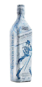 Whisky Johnnie Walker White Walker 750ML - Edição Limitada | R$ 79