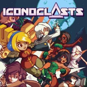 Iconoclasts - Nintendo Switch - EShop do Japão