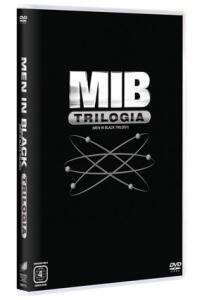 Mib - Homens de Preto - Trilogia - 3 DVDs