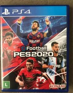 Pes 2020 Pro Evolution Soccer Efootball - Ps4