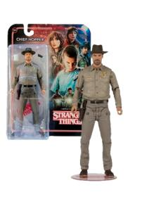 Stranger Things Chief Hopper - Action Figure   Saraiva