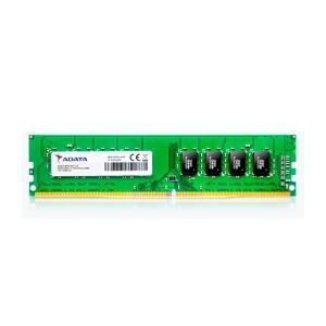 Memória 4GB DDR4 2400Mhz Adata - 1.2V | R$130