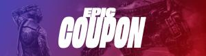 CUPOM EPIC R$40 OFF PARA COMPRAS DE R$ 60 - EPIC GAMES