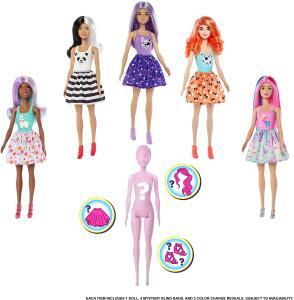 Barbie Color Reveal - Mattel R$ 105
