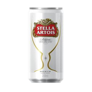 Cerveja STELLA ARTOIS Lata 269ml leve 8 pague 6