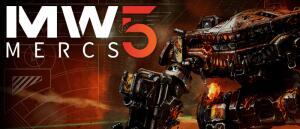 MechWarrior 5: Mercenaries - Epic Games