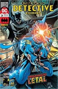 [PRIME] Detective Comics - Volume 24 (Português) Capa comum