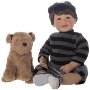 Bebe Reborn Laura Doll Dudu R$ 399
