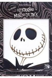 DVD o Estranho Mundo De Jack - 2 Discos