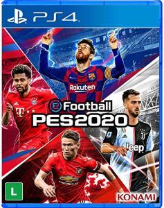[PRIME] Pro Evolution Soccer eFootball PES 2020 - PlayStation 4 | R$75