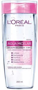 [Prime] Água Micelar 5 Em 1 200ml, L'Oréal Paris, 200Ml | R$20