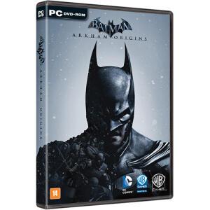 Batman: Arkham Origins [PC] | R$10