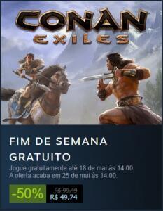 Conan Exiles [Final de Semana Gratuito]