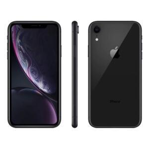 iPhone XR Apple Preto 64GB   R$3.149